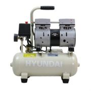 Hyundai HY5508 4CFM / 550w / 0.75HP / 8 Litre Oil Free Direct Drive Silenced Air Compressor
